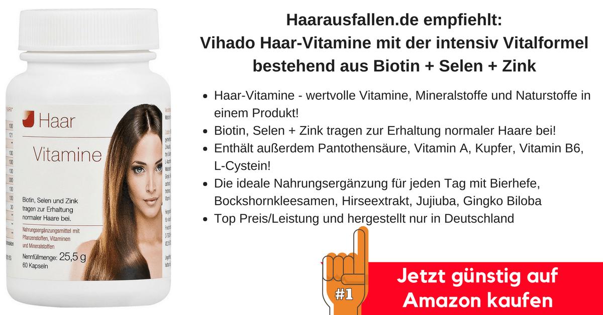 Vihado Haar-Vitamine