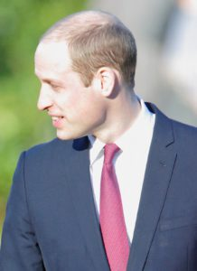 Prinz William steht zu seinem lichten Haar. © Beauty + Fashion - gala.de