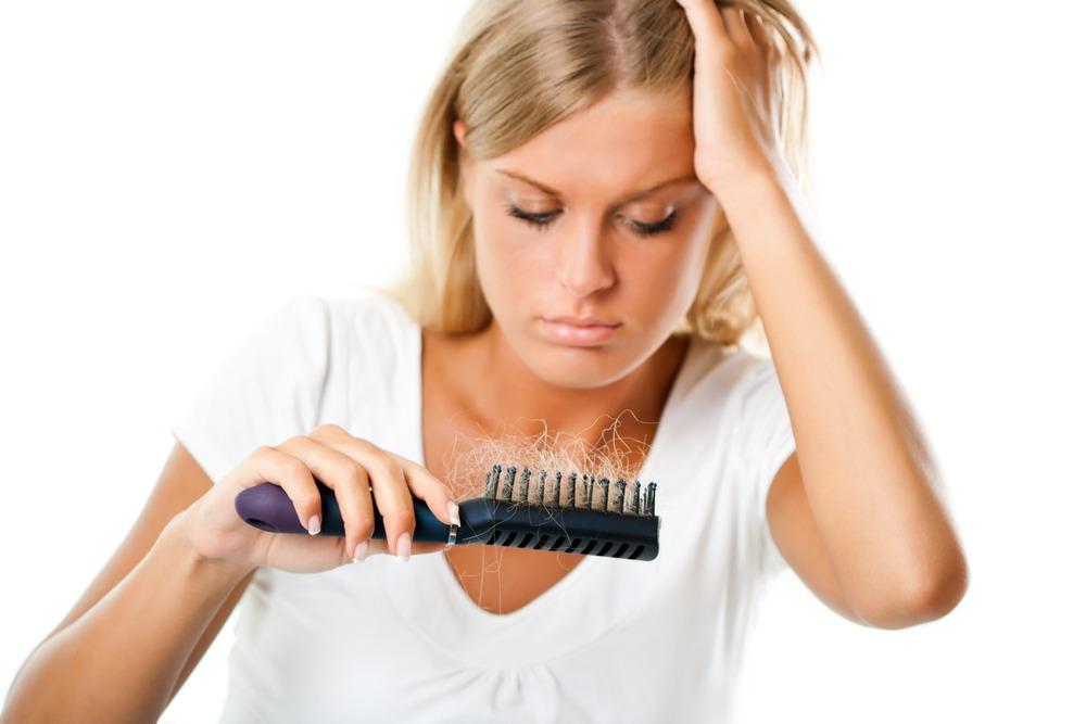 Haarausfall bei Frauen in den Wechseljahren