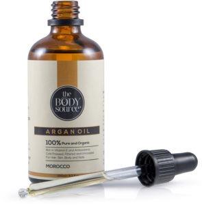 Arganöl gegen Haarausfall von The Body Source