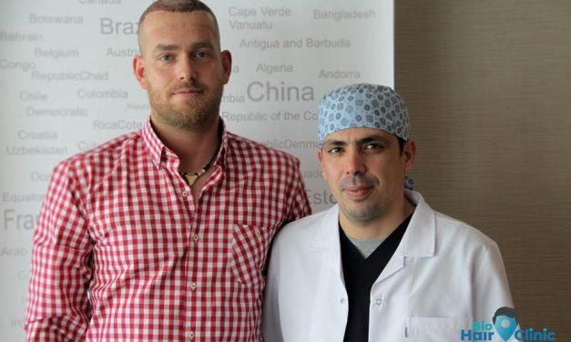 Erfahrung mit Bio Haartransplantation