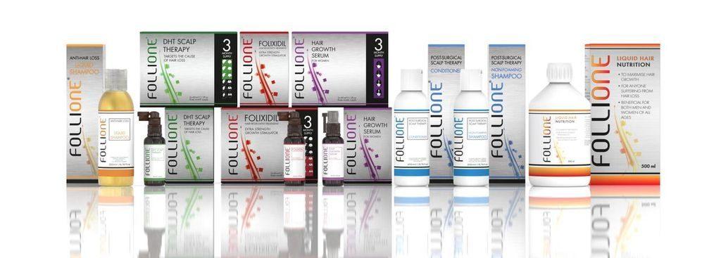 Follione gegen Haarausfall - Wirkung & Erfahrungen