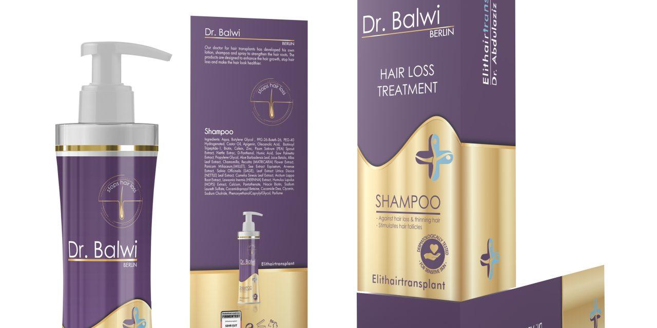 Dr. Balwi Shampoo nach Haartransplantation Erfahrung