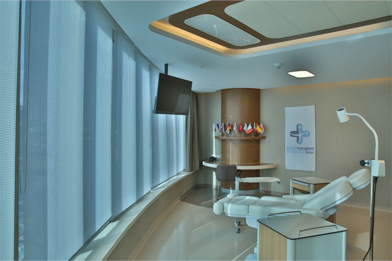 Haartransplantation Klinik