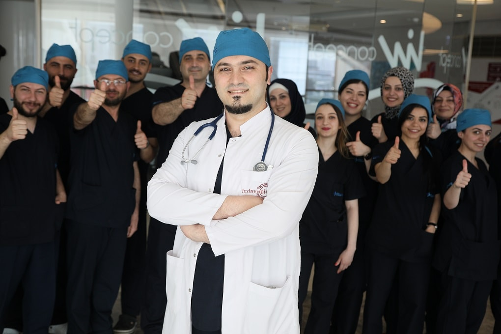 Elithairtransplant Klinik