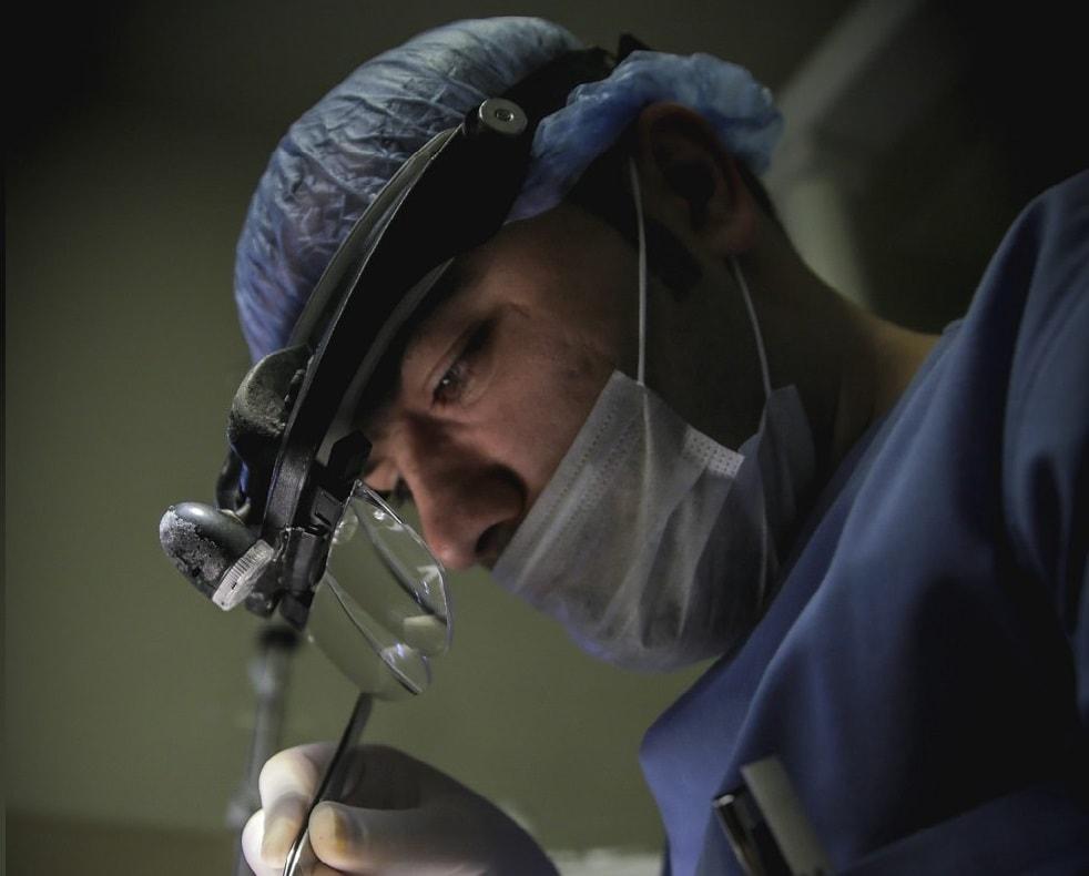 Haartransplantation - Behandlung