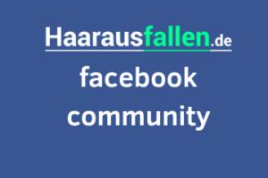 haarausfallen facebook community