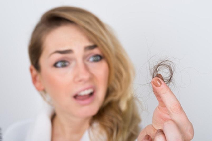 Haarausfall Wechseljahren