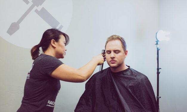 Haartransplantation ohne Rasur