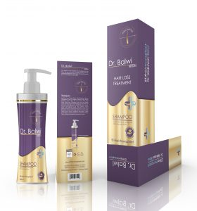 Pflege nach der Haartransplantation Dr Balwi Berlin Shampoo