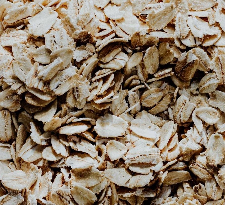 Haferflocken gesunde ernährung gegen haarausfall