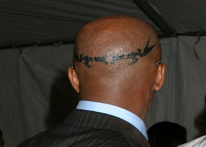 Jamie Foxx - sein Tattoo