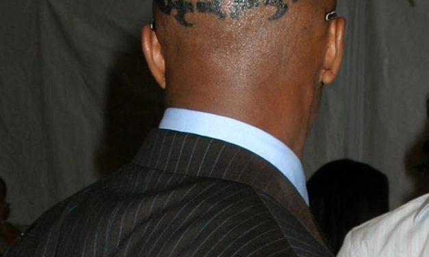Jamie Foxx Tattoo und Matthew McConaugheys Haare