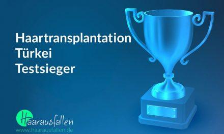 Haartransplantation Türkei Testsieger – Welche Klinik ist die beste?