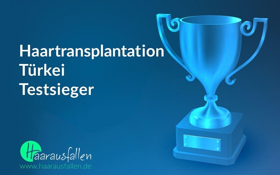 Haartransplantation Testsieger