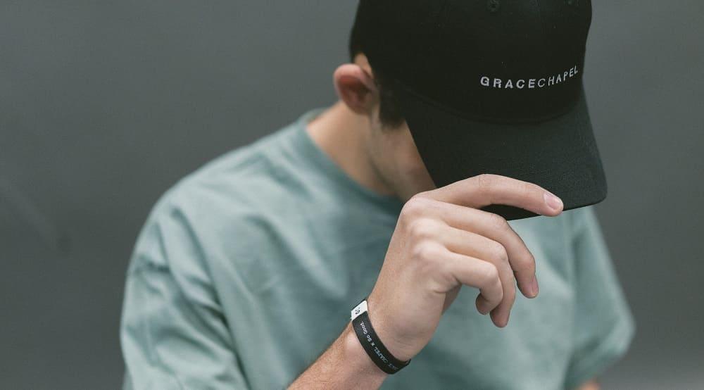 Mütze, Cappy nach der Haartransplantation