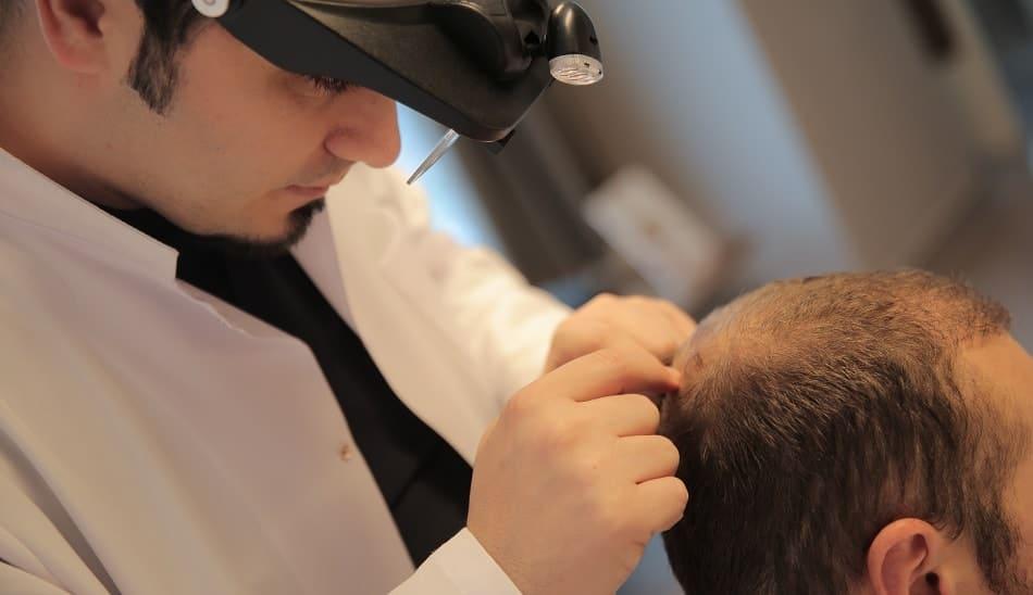 Mythen über die Haartransplantation