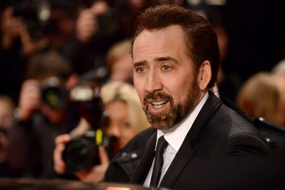 Nicolas Cages Haare