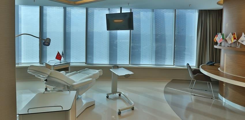 türkischer Kliniken Haartransplantation Türkei Qualität