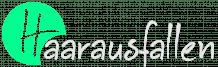 HAARAUSFALLEN
