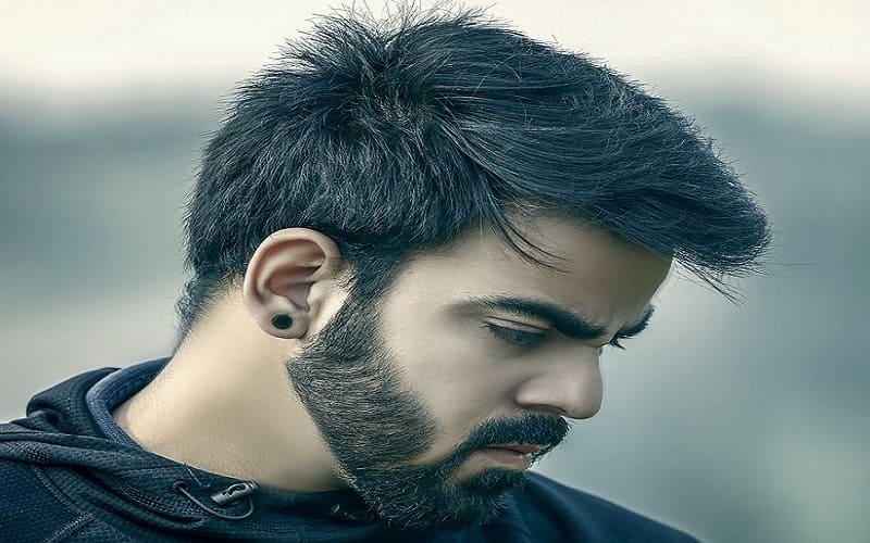 Vollbart Transplantation - Verschiedene Barttypen für Mode
