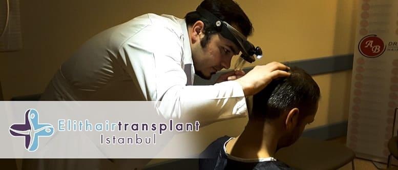 Haare Diagnose bei Dr. Balwi - Facharzt für Dermatologie