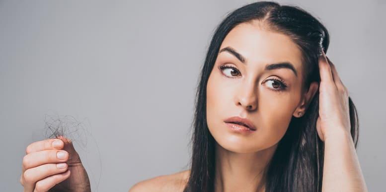 Haarausfall rückgängig - Haarausfall bei Frauen