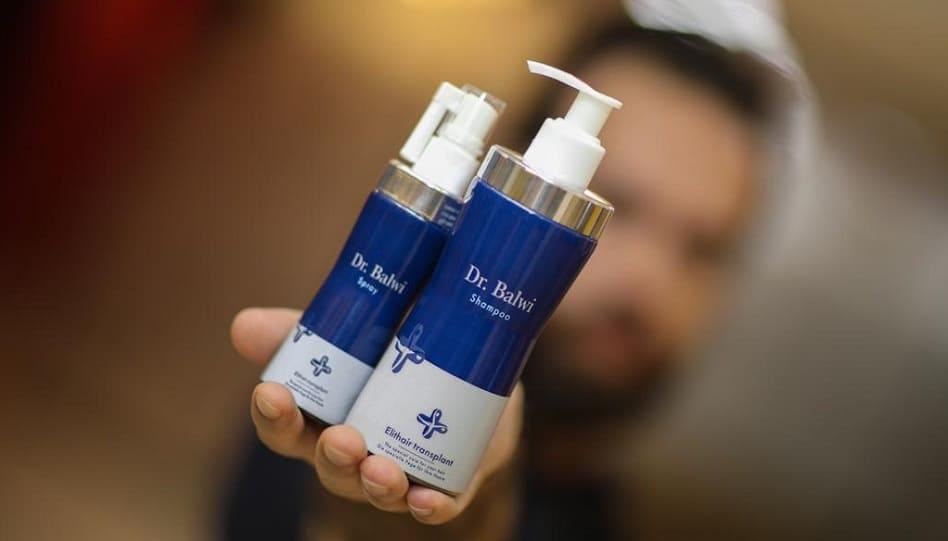 Dr. Balwi Shampoo & Spray