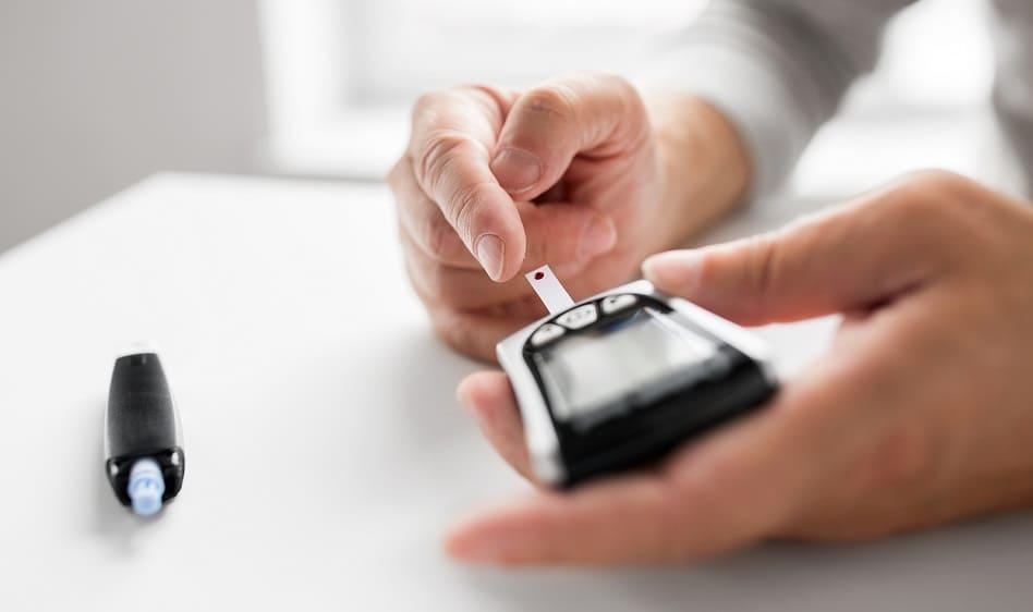Haarausfall bei Diabetes mellitus durch hormonelle Schwankungen