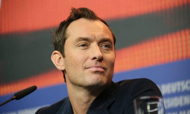 Jude Law's Haare – auch Prominente leiden unter Haarausfall