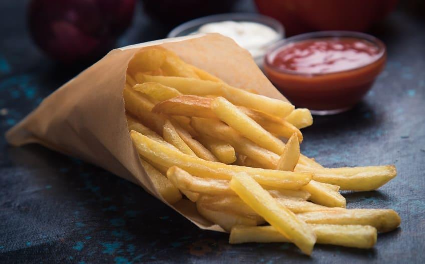 Pommes Frites gegen Haarausfall