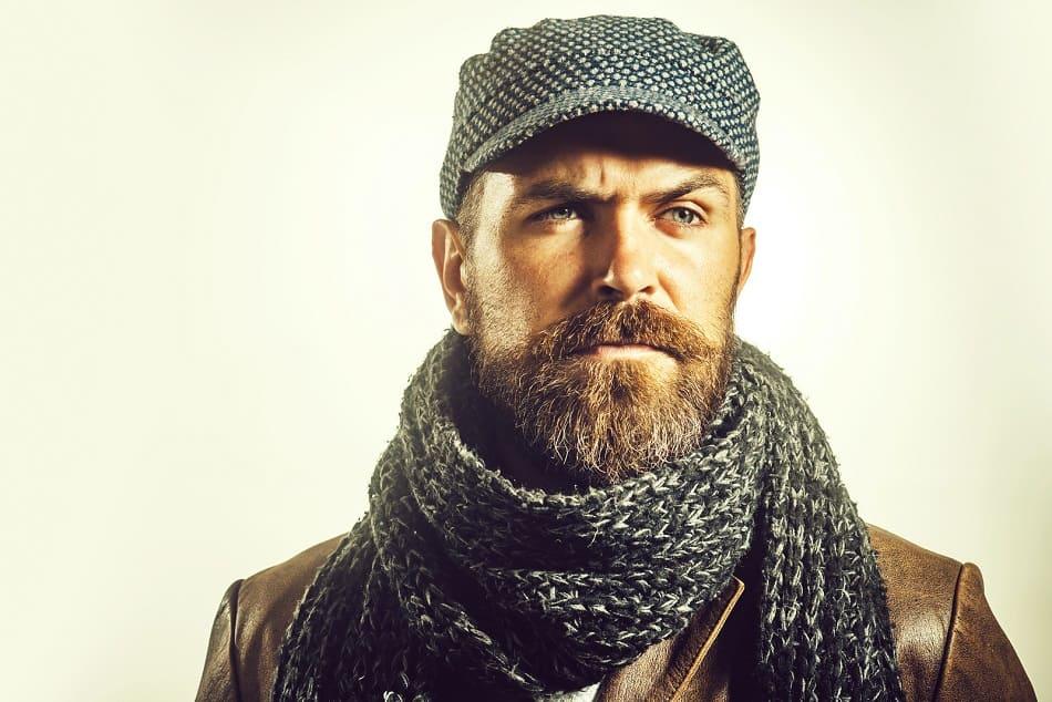 Schal und Mütze bei Haarausfall