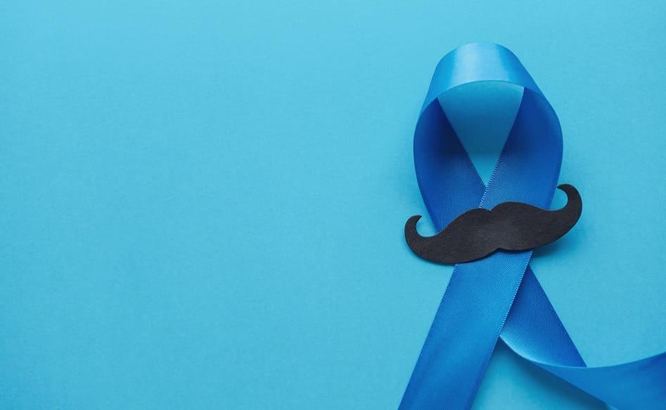 Movember Bart stehen lassen symbol