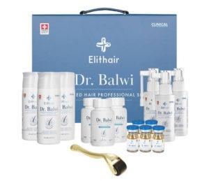 Hair Boost Set von Dr. Balwi