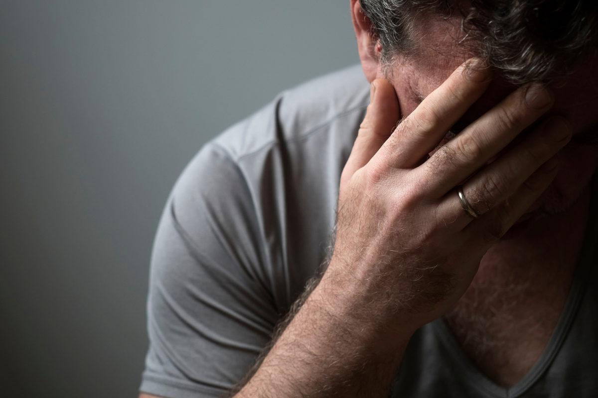 Selbstbewusstsein leidet durch Haarausfall