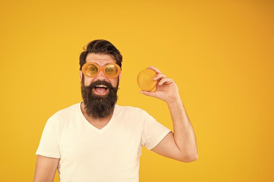 Vitamin-C-Mangel in Haarausfall