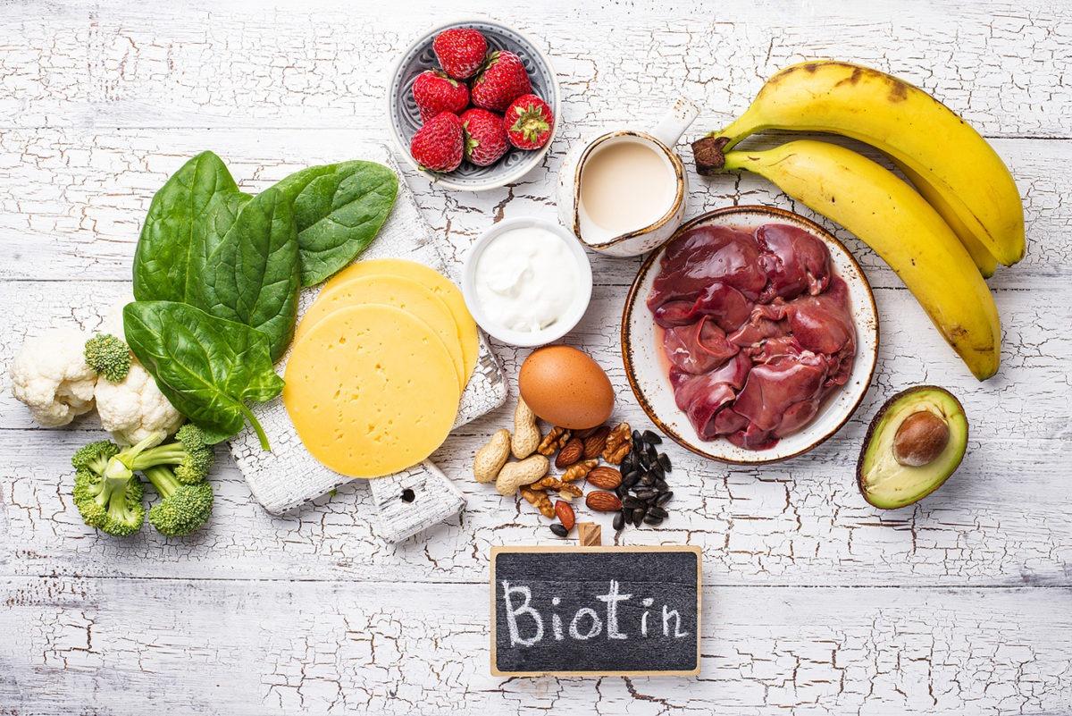 Biotin bei Haarausfall