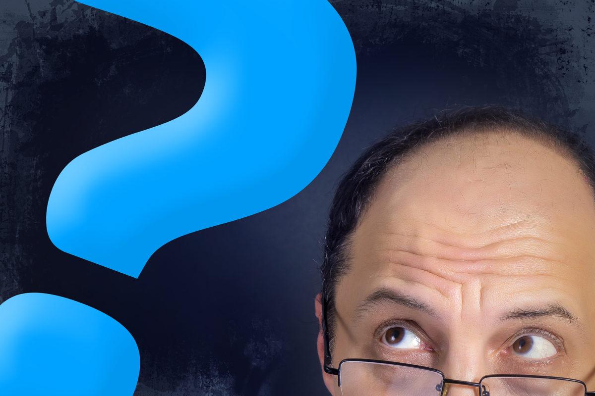 Haartransplantation bei Stirnglatze
