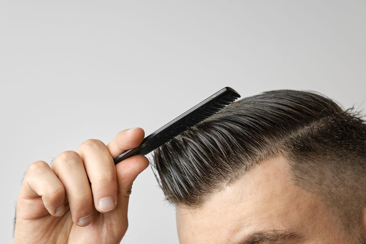 Haarwachstum im Normalfall