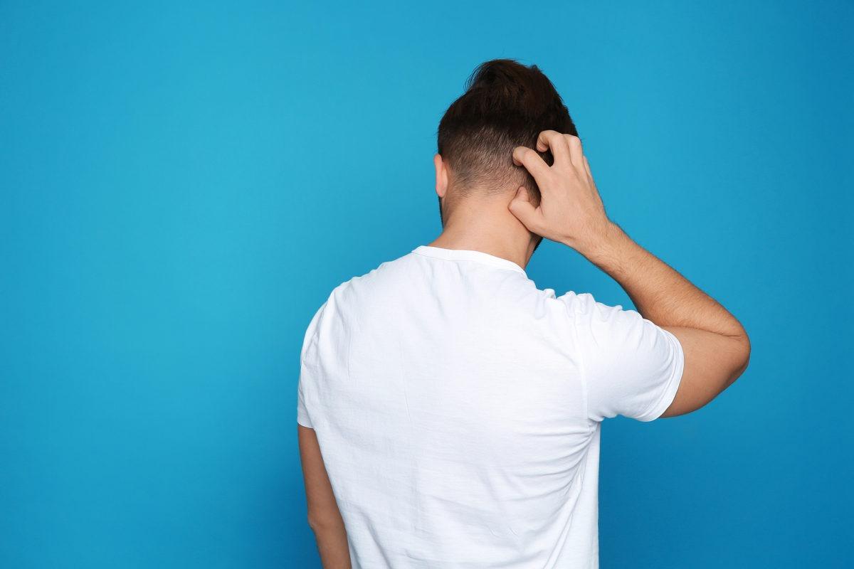 Juckreiz nach der Haartransplantation