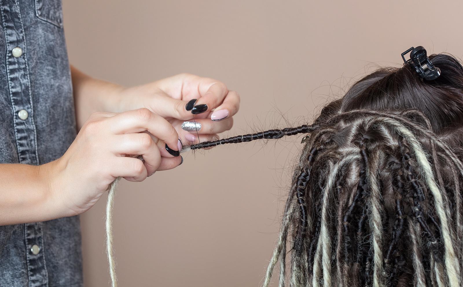 Hairweaving bei Haarausfall