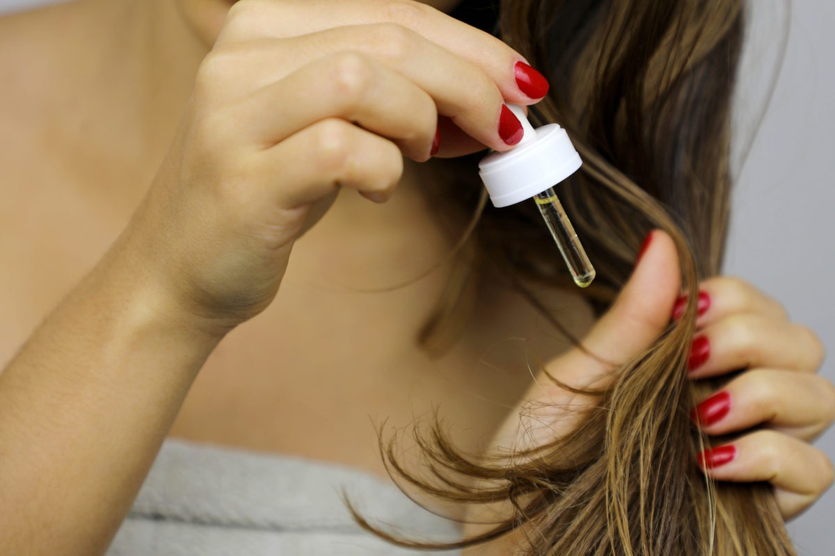 Rizinusöl bei Haarausfall