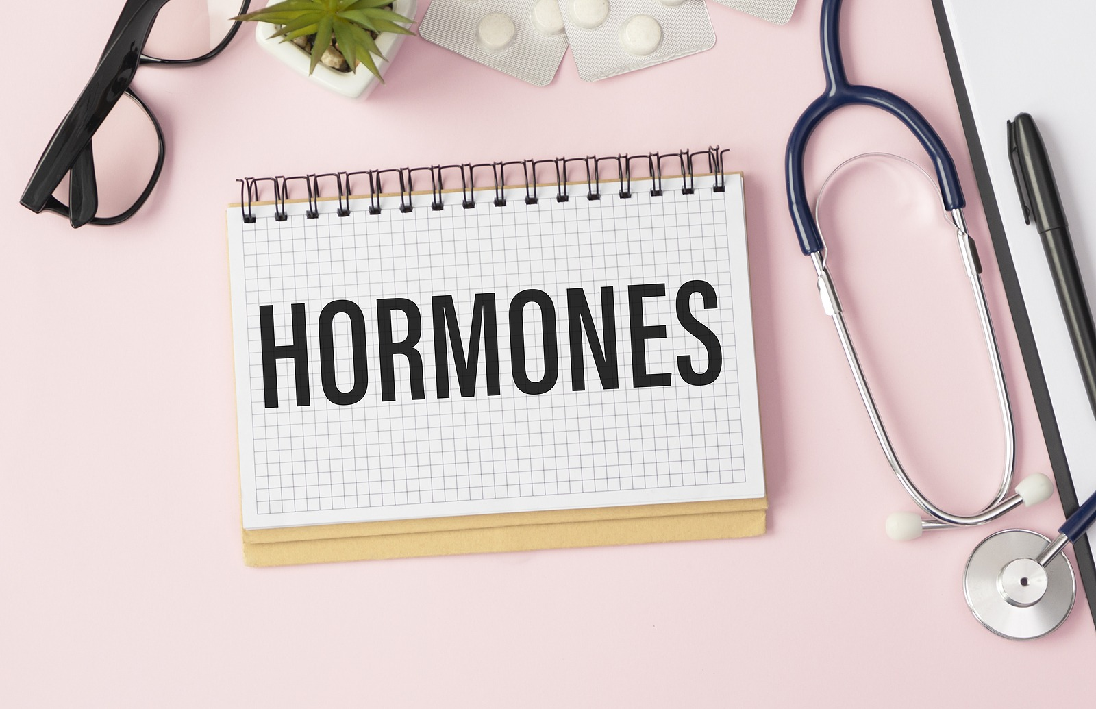 Hormone gegen Haarausfall