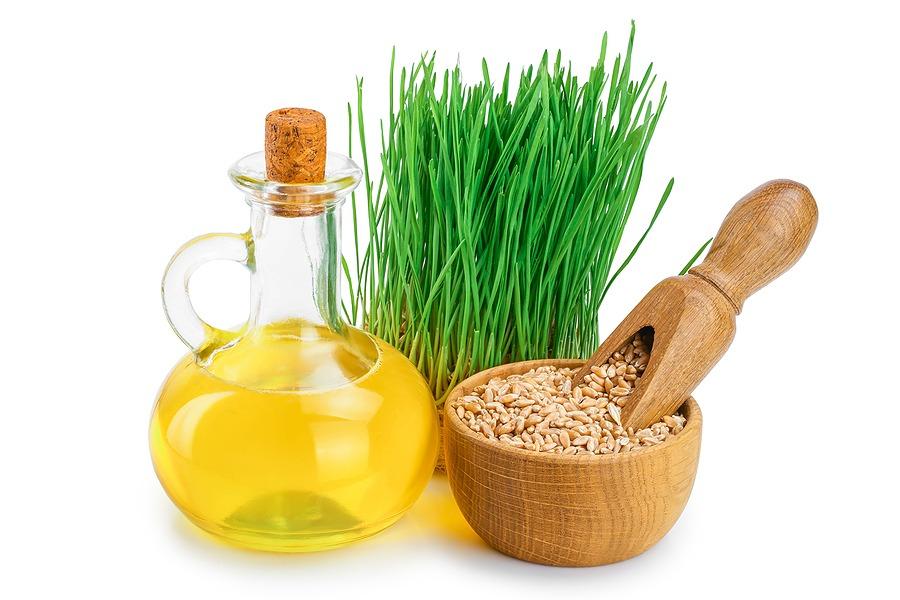 Weizenkeimöl gegen brüchiges Haar