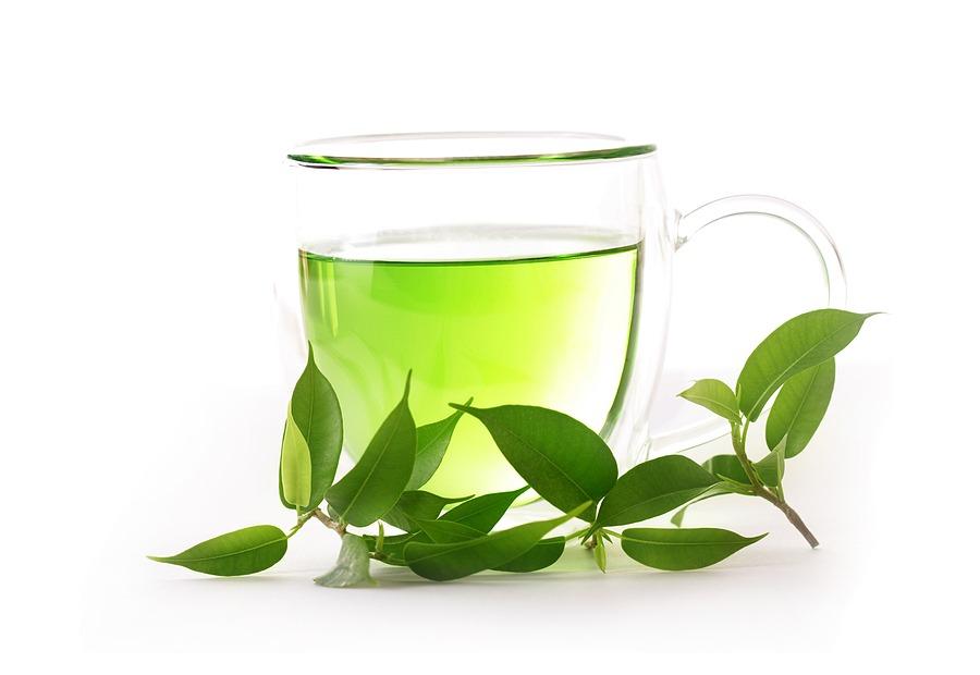 Grüner Tee gegen Haarausfall