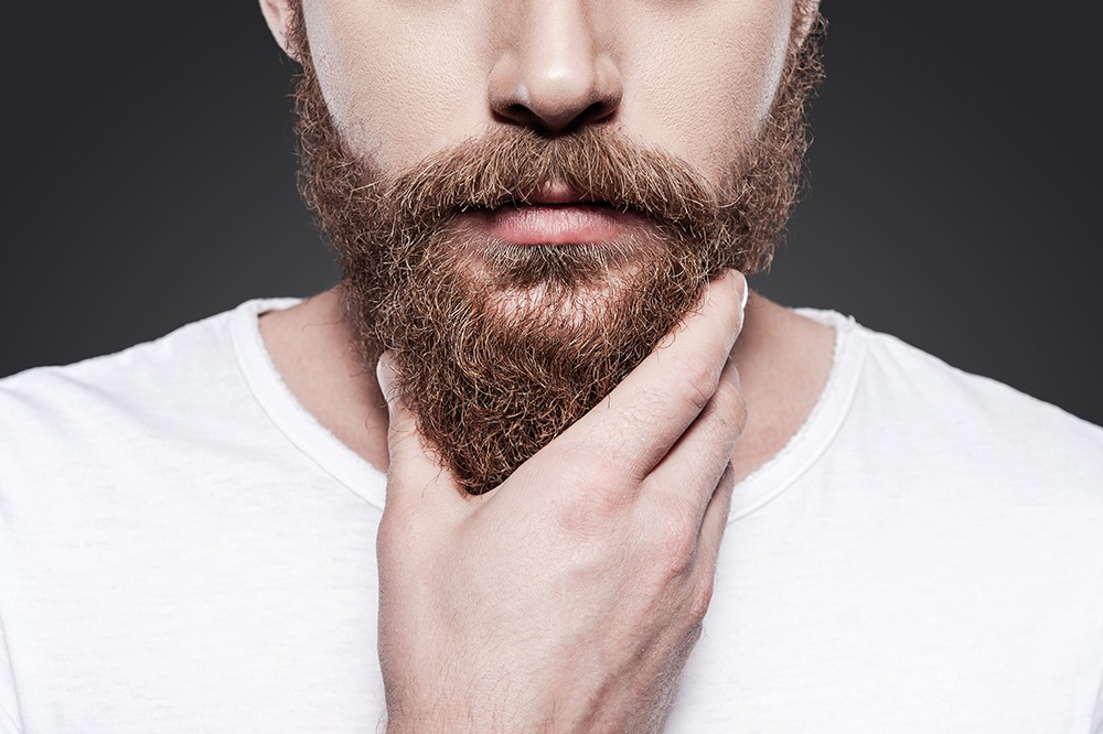 Ein Bartserum für gesunden Bartwuchs